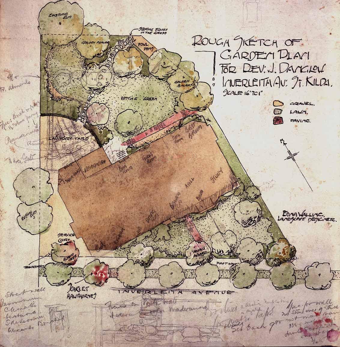 Garden plan danglow for Garden planner australia